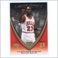 2008-09 NBA UPPER DECK MICHAEL JORDAN LEGACY CARD - #1047