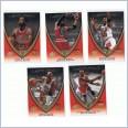2008-09 NBA UPPER DECK MICHAEL JORDAN LEGACY 5 CARD LOT - #176, #631, #712, #852, #1034