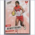 2013 AFL SELECT PRIME COMMON TEAM SET - 12 CARDS - SYDNEY SWANS