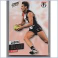 2013 AFL SELECT PRIME COMMON TEAM SET - 12 CARDS - ST KILDA SAINTS