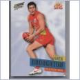 2013 AFL SELECT PRIME COMMON TEAM SET - 12 CARDS - GOLD COAST SUNS