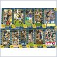2015 AFL TEAMCOACH COMMON  TEAM SET - 11 CARDS - WEST COAST EAGLES