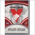 2007 AFL SELECT SUPREME COMMON  TEAM SET - 12 CARDS - SYDNEY SWANS