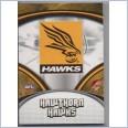 2007 AFL SELECT SUPREME COMMON  TEAM SET - 12 CARDS - HAWTHORN HAWKS