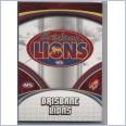 2007 AFL SELECT SUPREME COMMON  TEAM SET - 12 CARDS - BRISBANE LIONS