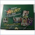 2009 NRL SELECT CHAMPIONS SEALED BOX - 36 PACKS.