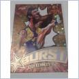 2020 AFL SELECT FOOTY STARS STARTER PACK EXPLOSION STAR BURST - SP66 JOSH KENNEDY WEST COAST EAGLES