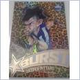 2020 AFL SELECT FOOTY STARS STAR BURST LEOPARD - SPL46 JASPER PITTARD NORTH MELBOURNE KANGAROOS