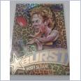 2020 AFL SELECT FOOTY STARS STAR BURST LEOPARD - SPL3 RORY SLOANE ADELAIDE CROWS