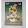 2011 NRL SELECT CHAMPIONS ROOKIE CARD PARRAMATTA EELS #R37 TOM HUMBLE