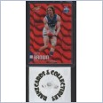 2020 AFL SELECT FOOTY STARS PRESTIGE RED PARALLEL #123 BEN BROWN NORTH MELBOURNE KANGAROOS  #056/170