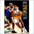 1994 NBA BASKETBALL SKYBOX CARD #191 DYNAMIC DUALS  LATRELL SPREWELL / JIMMY JACKSON
