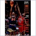 1994 NBA BASKETBALL SKYBOX CARD #193 DYNAMIC DUALS  CALBERT CHEANEY / CHRIS MILLS
