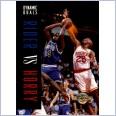 1994 NBA BASKETBALL SKYBOX CARD #194 DYNAMIC DUALS  ISAIAH RIDER / ROBERT HORRY