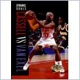 1994 NBA BASKETBALL SKYBOX CARD #195 DYNAMIC DUALS  SAM CASSELL / NICK VAN EXEL