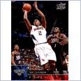 2009-10 NBA BASKETBALL UPPER DECK #4 JOE JOHNSON