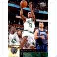 2009-10 NBA BASKETBALL UPPER DECK #10 RAJON RONDO