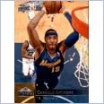 2009-10 NBA BASKETBALL UPPER DECK #42 CARMELO ANTHONY