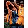 2009-10 NBA BASKETBALL UPPER DECK #107 KEVIN LOVE