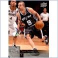 2009-10 NBA BASKETBALL UPPER DECK #174 TONY PARKER