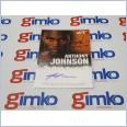 2010 TOPPS UFC CERTIFIED AUTOGRAPH SIGNATURE FA-AJ ANTHONY JOHNSON
