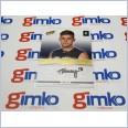 2013 AFL SELECT PRIME DRAFT PICK SIGNATURE DPS24 TOM TEMAY - CARLTON BLUES #203/280