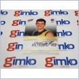 2013 AFL SELECT PRIME DRAFT PICK SIGNATURE DPS22 KAMDYN MCINTOSH - RICHMOND TIGERS #022/280