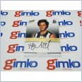 2013 AFL SELECT PRIME DRAFT PICK SIGNATURE DPS18 TIM BROOMHEAD - COLLINGWOOD MAGPIES #200/280