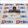2013 AFL SELECT PRIME DRAFT PICK SIGNATURE DPS15 JOSH SIMPSON - FREMANTLE DOCKERS #227/280