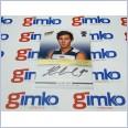 2013 AFL SELECT PRIME DRAFT PICK SIGNATURE DPS14 JACKSON THURLOW - GEELONG CATS / SYDNEY SWANS #243/280