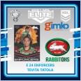 2021 NRL RUGBY LEAGUE TLA ELITE ENFORCERS CARD E 24 TEVITA TATOLA - SOUTH SYDNEY RABBITOHS