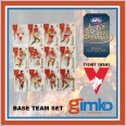 2021 AFL SELECT OPTIMUM 12 CARD BASE TEAM SET - SYDNEY SWANS