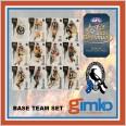 2021 AFL SELECT OPTIMUM 12 CARD BASE TEAM SET - COLLINGWOOD MAGPIES