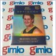 2021 AFL SELECT OPTIMUM OPTIMUM+ PARALLEL ROOKIE CARD OPP188  - ADELAIDE CROWS #053/115 RC