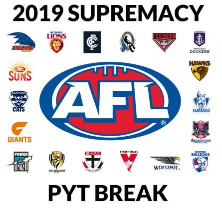 SELECT AUSTRALIA SUPREMACY PYT BOX  BREAK #578