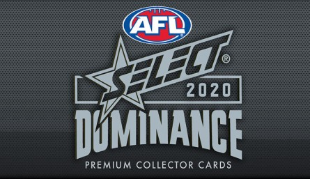 SELECT AUSTRALIA AFL DOMINANCE 3 BOX  BREAK #884