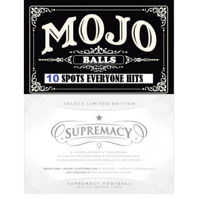 SELECT AUSTRALIA SUPREMACY 10 SPOT MOJOBALLS #903