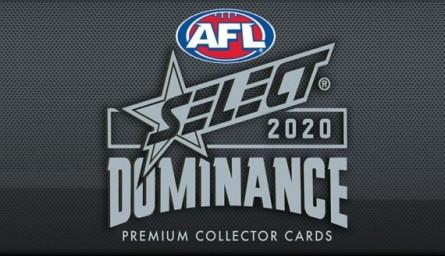 SELECT AUSTRALIA AFL DOMINANCE 3 BOX  BREAK #907