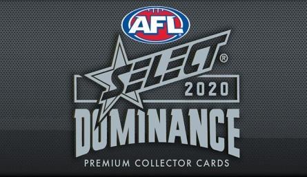 SELECT AUSTRALIA AFL DOMINANCE 3 BOX  BREAK #888