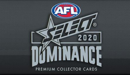 SELECT AUSTRALIA AFL DOMINANCE 3 BOX  BREAK #886