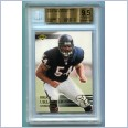 2000 Collector's Edge EG #155 Brian Urlacher HN RC - Chicago Bears - BGS 9.5 GEM MINT