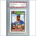 1992 Topps #156 Manny Ramirez RC - Cleveland Indians - PSA 10 GEM MINT
