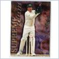 1995-96 Futera Cricket Supreme Team ST8 Ian Healy #d/7000 - Australia