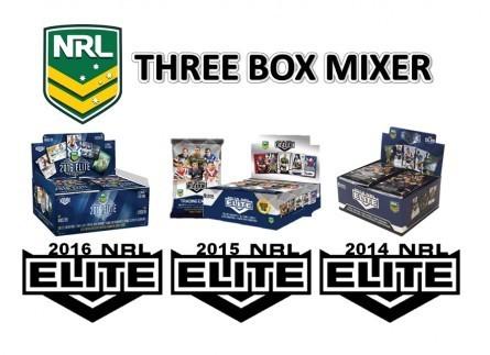 TCAC Break #40 - NRL Elite Mixer (14,15 & 16) RANDOM BREAK SPOT 4
