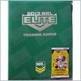 2013 ESP TLA NRL elite album + bonus pack (free shipping)