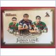 2013 NRL Traders JAIMAN LOWE Retirement card