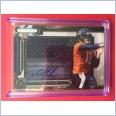 2014 Topps Strata DAVID FALES  Rookie Auto Shadowbox  card Bears