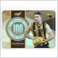 2015 AFL Select Champions Milestone Liam Shiels MG48 Hawthorn Hawks