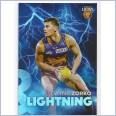 2016 AFL Footy Stars Thunder & Lightning Dayne Zorko TL4 Brisbane