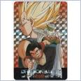 2001 ARTBOX DRAGONBALL Z #229 Hero Collection SERIES 2 PRISM CARD⚡💥⚡GREAT SAIYAMAN /WORLD TOURNAMENT/BABIDI Saga.💥⚡💥